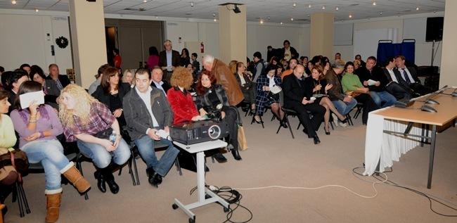 Εκδήλωση του συλλόγου Ατόμων με Διαβήτη και Φίλων Κεφαλονιάς και Ιθάκης (9-3-2013)