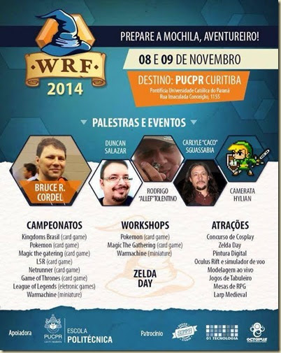 WRPGF 2014 - 2