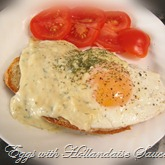 breakfast-egg holandaise