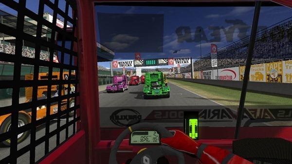 Juego de camiones Renault Trucks Racing