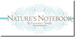Natures Notebook logo