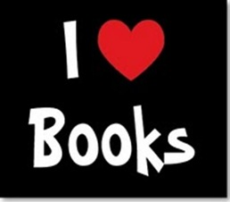 I love books
