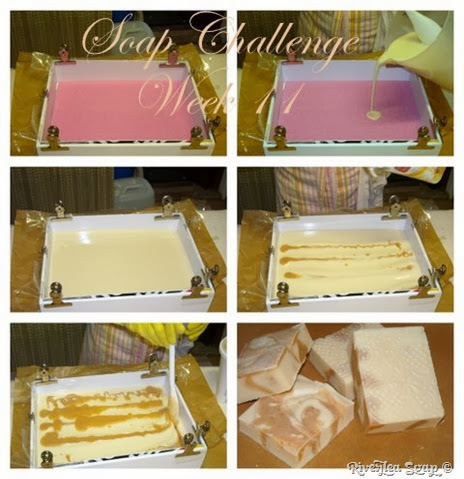 Soap Challenge 11