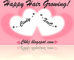 Happy Hair Growing Signature