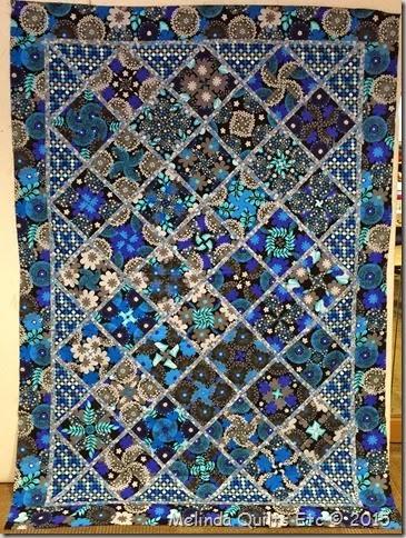 0415 Rhona's Blue Quilt