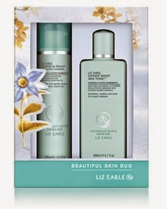 Liz Earle set