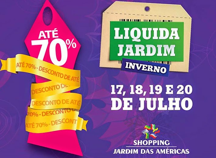 Shopping jardim das americas liquidacao inverno 2014 2