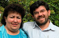 Igor and Charito Amestegui