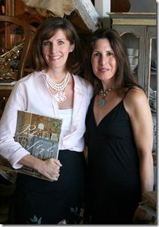 Laura Ingalls Gunn & Brooke Giannetti