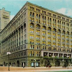 15.- L. Sullivan. Auditorium de Chicago
