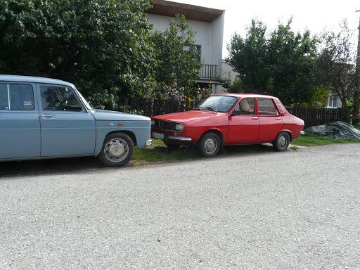 Renault 12 + Renault 8