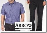 Flipkart: Buy Arrow Formal / Casual Shirt Trouser at Flat 50% OFF – BuyToearn