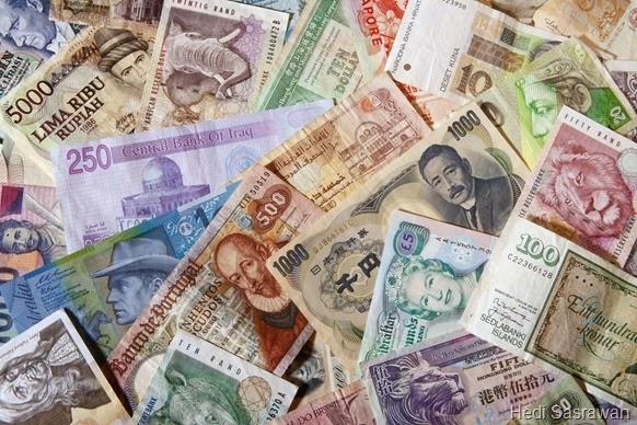 Pengertian Depresiasi, Apresiasi, Arbitrase dalam Konteks Valuta Asing