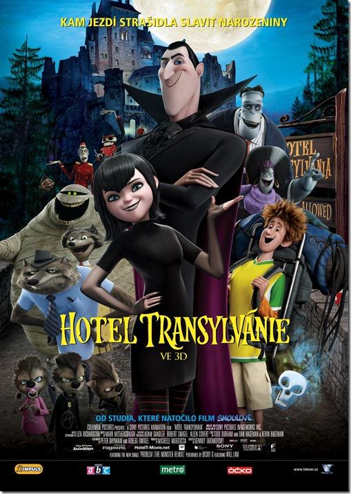 Hotel Transylvania โรงแรมผี หนีไปพักร้อน [HD Master]