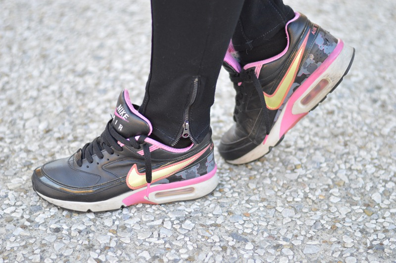Nike, Nike Air Max, Pink Nike, Pink Air Max, Nike sneakers, Outfit Nike, Fashion details