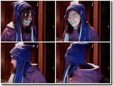 gorro  disfraz calamar (3)