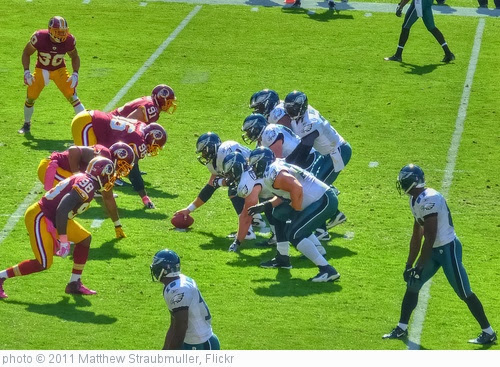 'Mike Vick and the Eagles Offense' photo (c) 2011, Matthew Straubmuller - license: http://creativecommons.org/licenses/by/2.0/