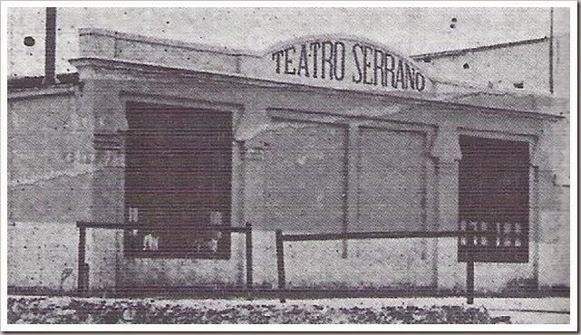 1910 TEATRO SERRANO