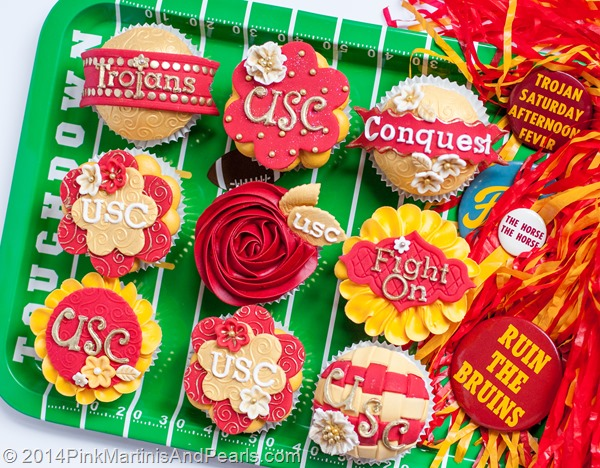 USC Cupcakes circle-8153