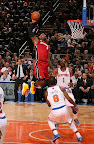 lebron james nba 130301 mia at nyk 18 LeBron Debuts Prism Xs As Miami Heat Win 13th Straight