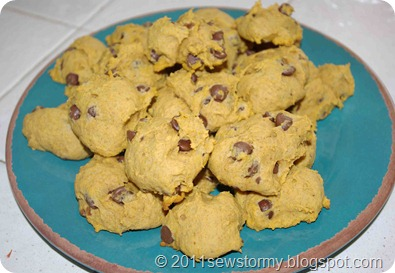 Punkin Cookies