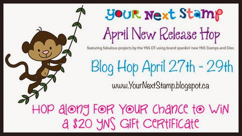 April 2014 hop badge