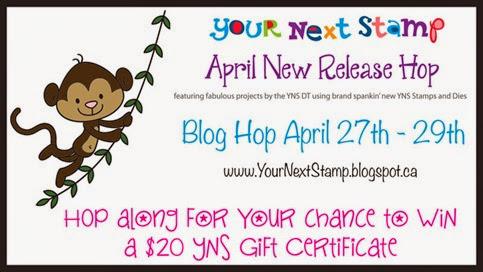 April 2014 hop badge
