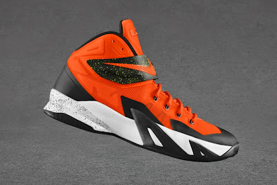 nike zoom soldier 8 id options preview 4 03 Design Your Own Cleveland Cavaliers Soldier 8s on NIKEiD