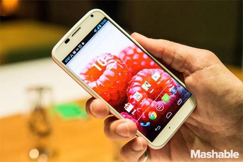 Lançamento Moto X novo Smartphone da Motorola e Google no Brasil