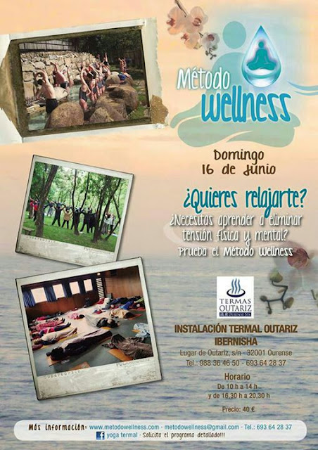 Wellness Termas Outariz, Spa