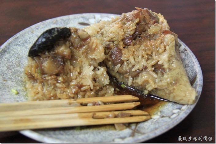 台南-再發號百年肉粽