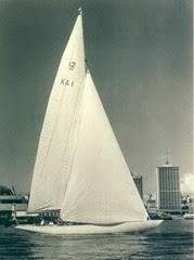 gretel  yacht