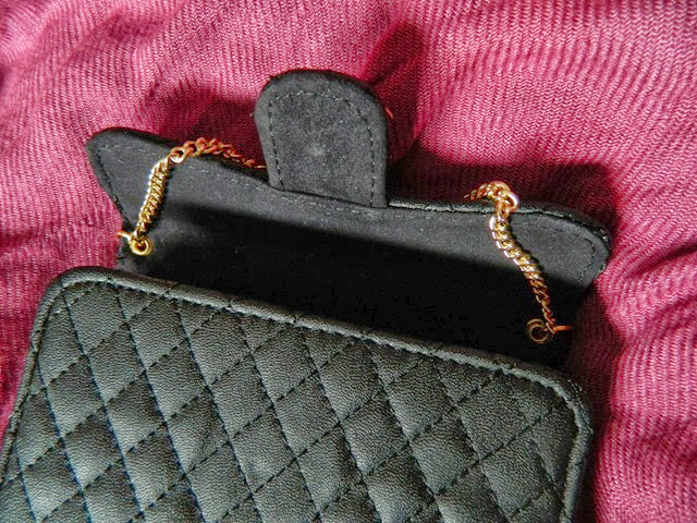 chanel phone case Dusty Diamonds