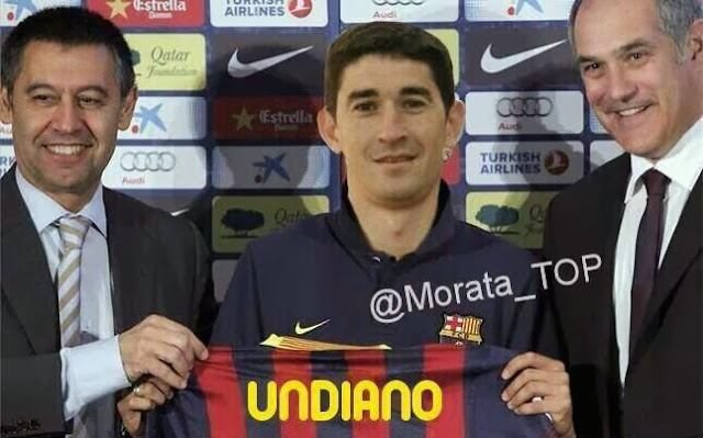 Undiano Barcelona