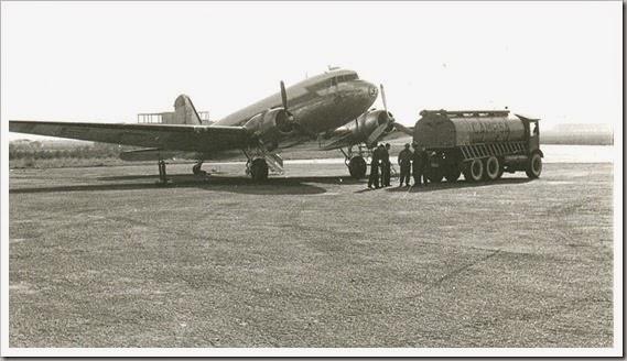 Aeropuert Manise 1957