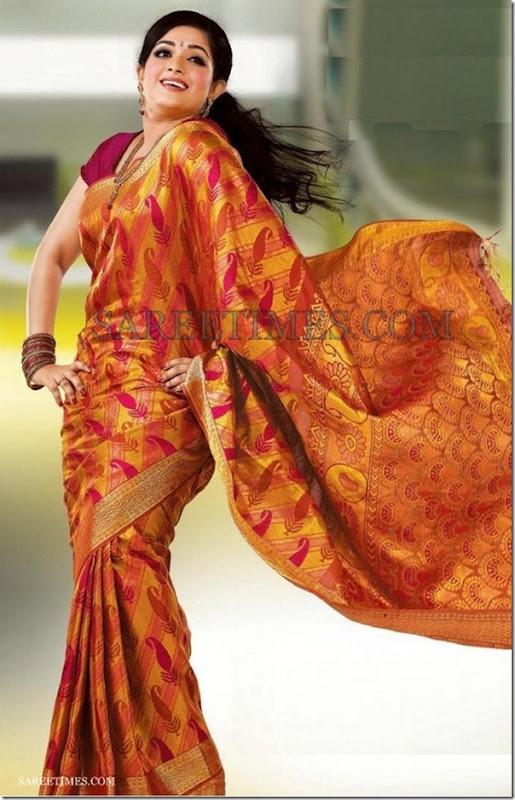 Kavya_Madhavan_Traditional_saree