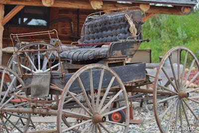 Some kind of carriage
