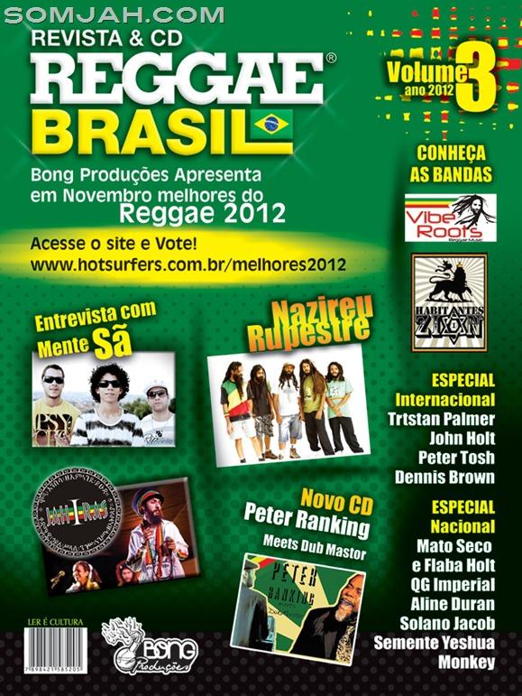 Revista Reggae Brasil 3