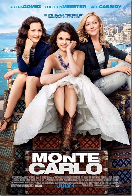 Monte Carlo 2011 film poster