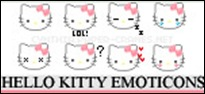hello-kitty-emoticons