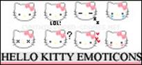 hello-kitty-emoticons