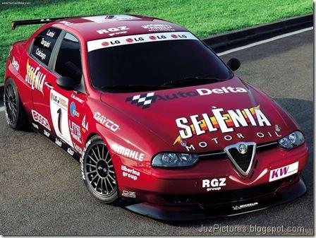 Alfa Romeo 156 GTA Autodelta (2003)