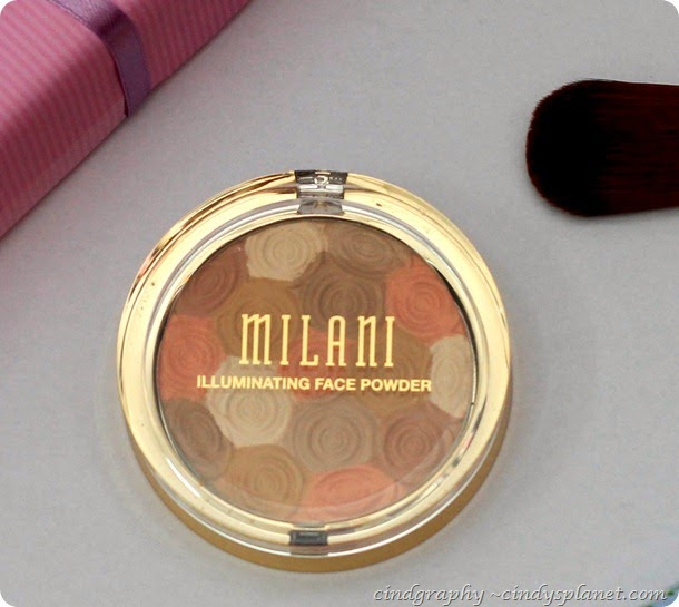 Milani illuminating Powder5