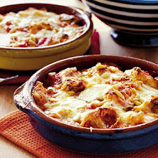 Cheat's Gooey Pasta Bake