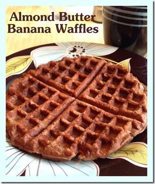 Almond Butter Waffles (4)