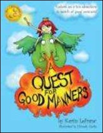 Good Manners book cover