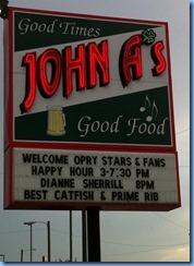 9668 Nashville, Tennessee - John A's