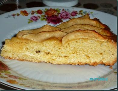tarta brioche de manzana,racion2 copia