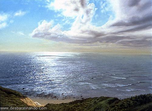 pinturas a oleo super realistas Roberto Bernardi Erich Christensen Steve Mills  desbaratinando  (23)