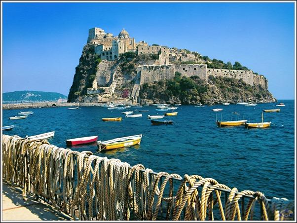 Aragonese_Castle_Isle_Of_Ischia_Italy
